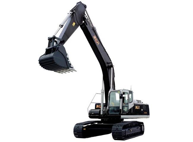 DER333E挖掘机