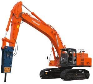 ZX470R-3挖掘机
