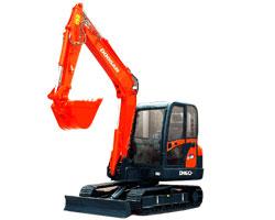 DH60-7挖掘机