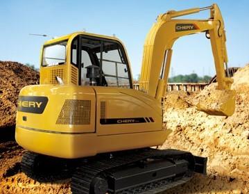 CR96挖掘机