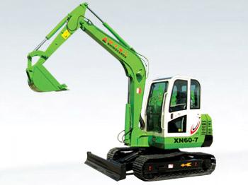 XN60-7挖掘机
