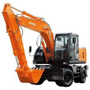 ZX170W-3挖掘机