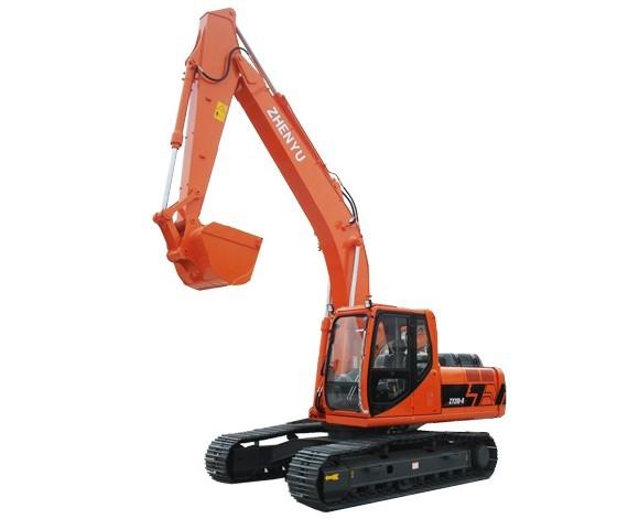ZY210挖掘机
