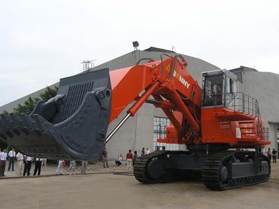 CE1250-7挖掘机