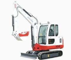 KS40挖掘机