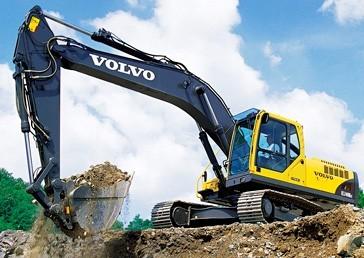 EC240B Prime挖掘机