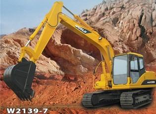 W2139-7挖掘机