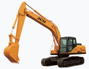 921D挖掘机