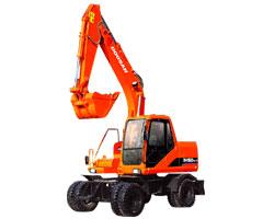 DH210W-7挖掘机