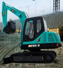 KY60A挖掘机