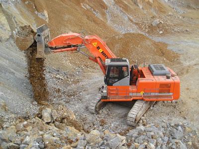 CED750-7挖掘机