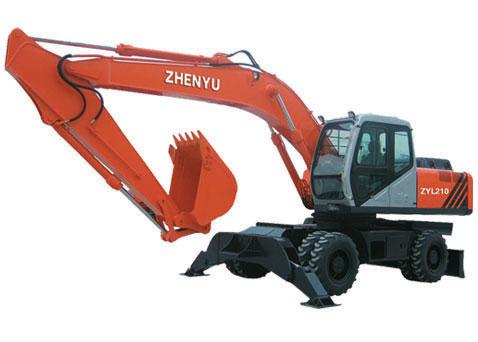 ZYL210挖掘机