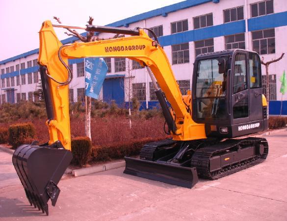 HDE60-7挖掘机