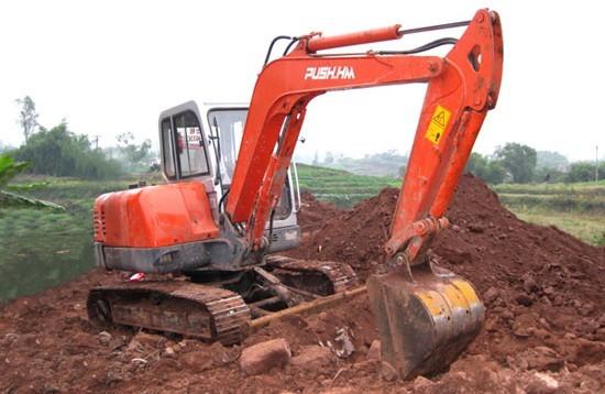 PZ60-7A挖掘机