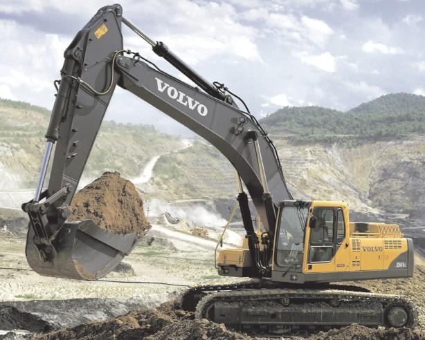 EC460B LC Prime挖掘机