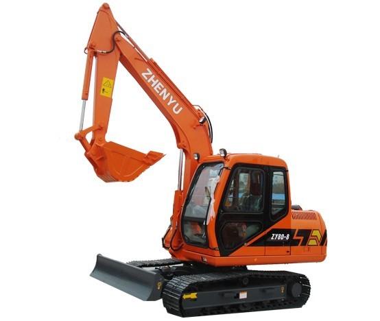 ZY80-8挖掘机