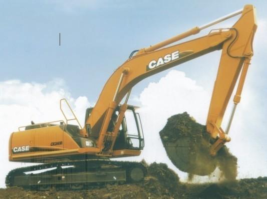 CX240B挖掘机