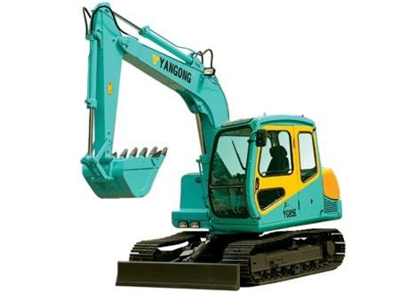 YG85E挖掘机