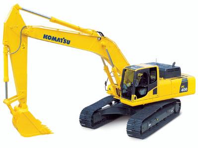 PC400-8R挖掘机
