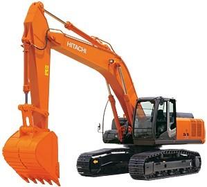 ZX350H-3挖掘机