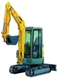 ViO35-5A挖掘机