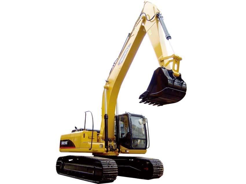 SW210E挖掘机