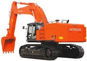 ZX670LCR-3挖掘机