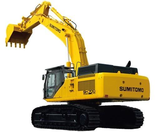 SH700LHD-5挖掘机