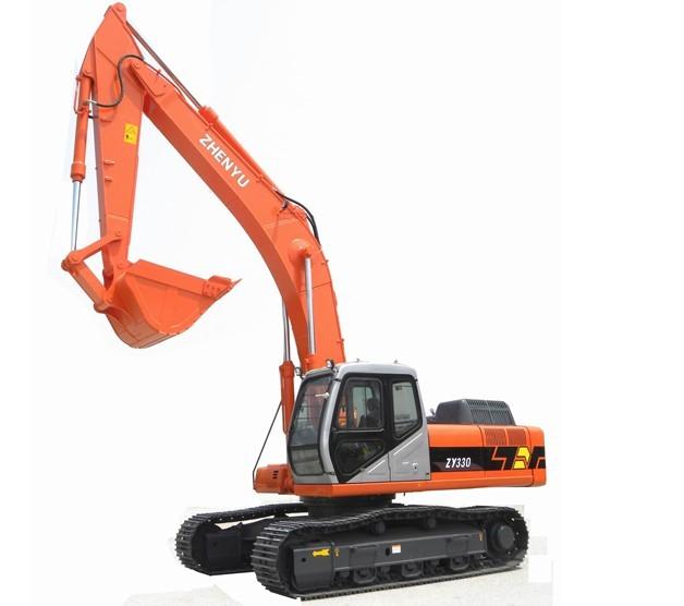 ZY330挖掘机