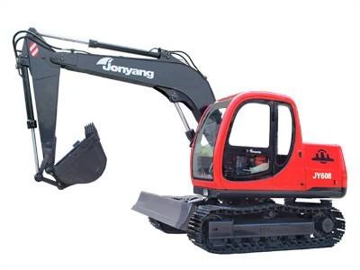 JY608挖掘机