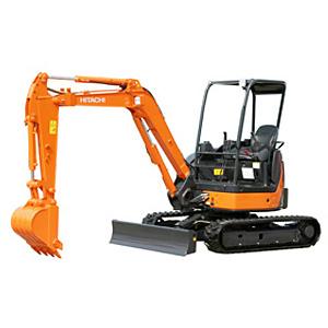 ZX35U-2挖掘机