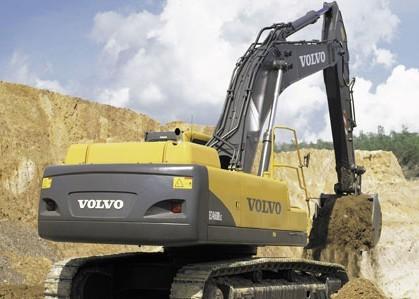 EC460B LC挖掘机