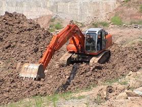 CE220-6挖掘机