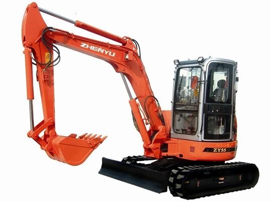 ZY55挖掘机