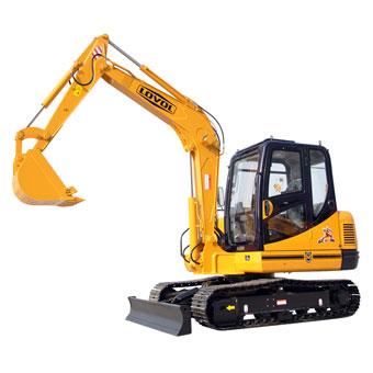 FR65V8挖掘机