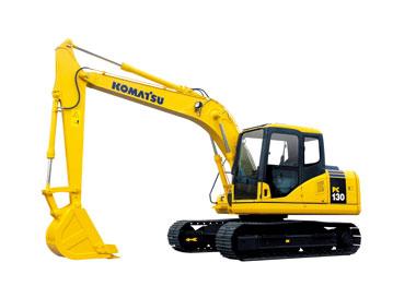 PC130-7挖掘机