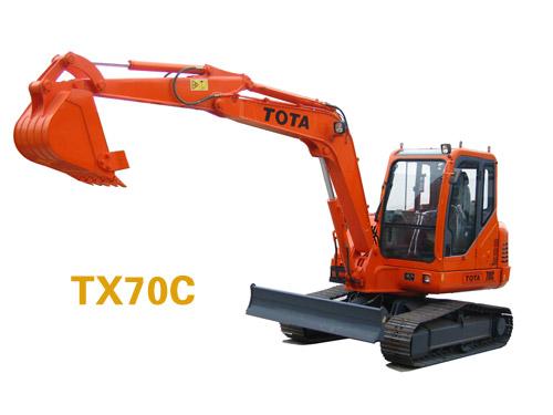 TX70C挖掘机