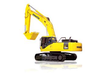 PC60-7挖掘机