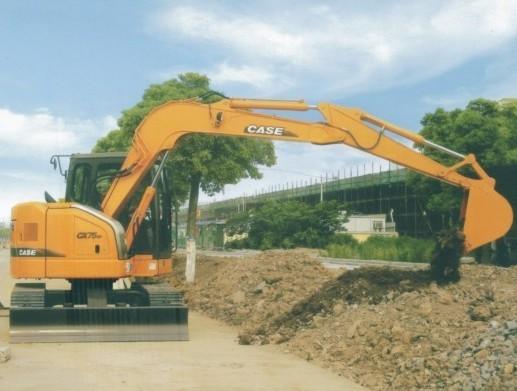 CX75挖掘机