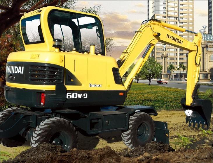 R60w-9挖掘机