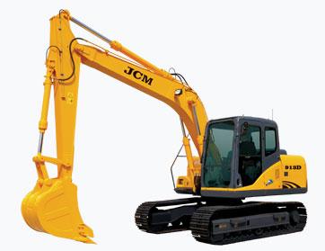 JCM913D挖掘机