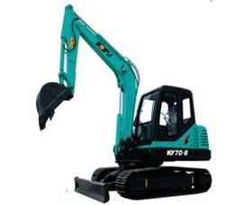 KY70挖掘机