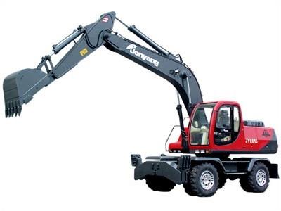 JYL615挖掘机