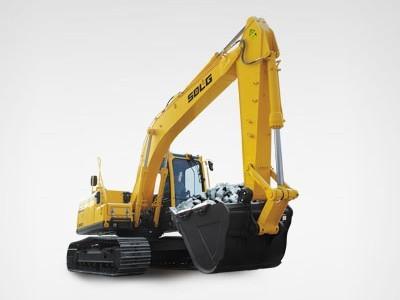LG6150E挖掘机