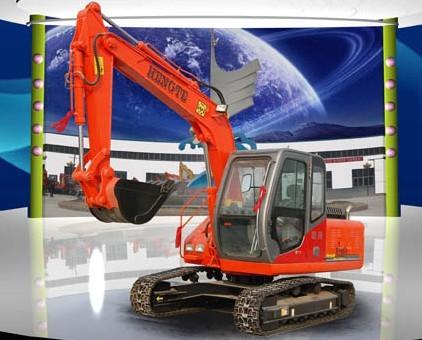 HT80A挖掘机