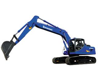 GC258挖掘机