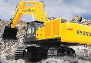 R805LC-7挖掘机