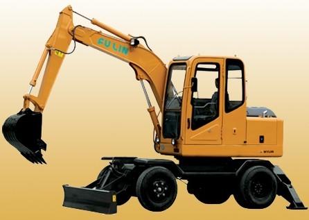WYL66挖掘机