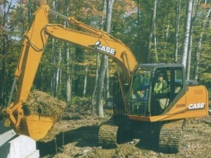 CX130B挖掘机