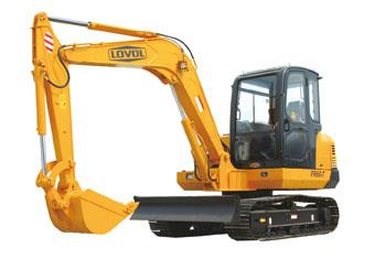 FR60-7挖掘机